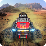 Mad Extreme Buggy Hill Heroes icon