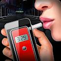 Simulator Alcohol Tester Joke icon