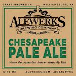 Alewerks Chesapeake Pale Ale