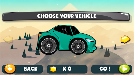 Car Hill Racing Games for Kids- screenshot thumbnail