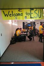 Photo: Welcome to ESU