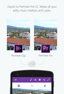 Adobe Premiere Clip- screenshot thumbnail