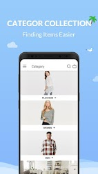Rosegal: Shop Fashion Clothes APK screenshot thumbnail 1