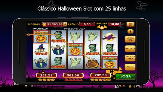Halloween Slot Grátis  [Dinheiro Infinito] 6