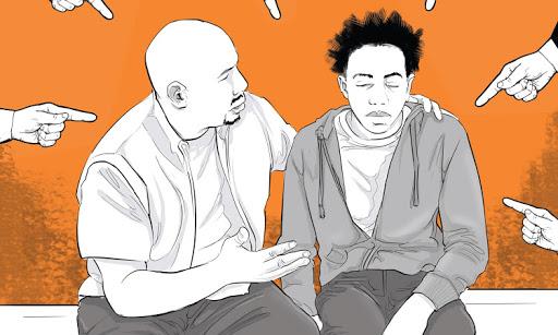 Felgonah's Podcast: Men have neglected boy child