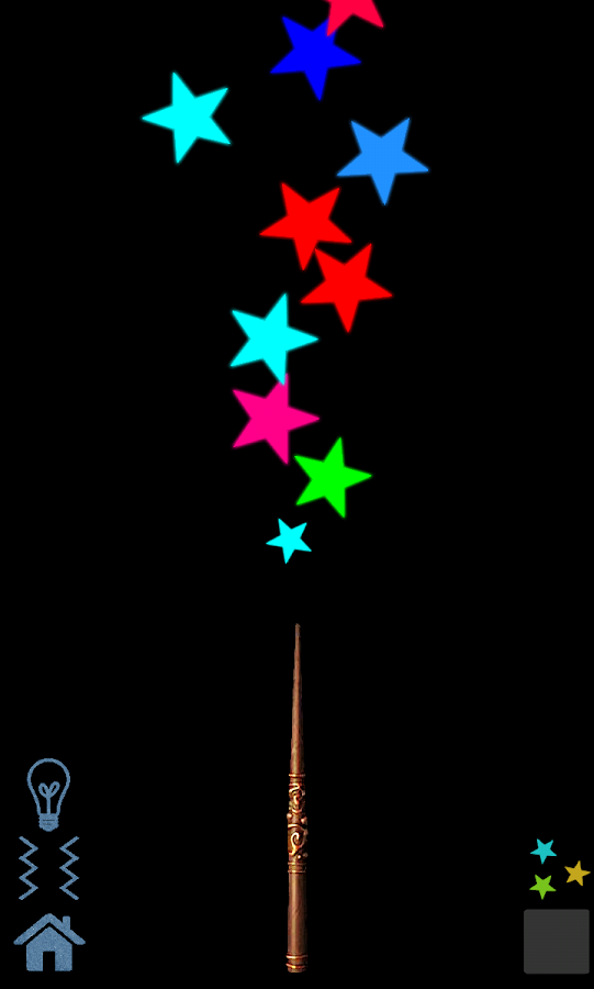 Magic wand- screenshot