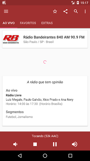 RadiosNet screenshot 5