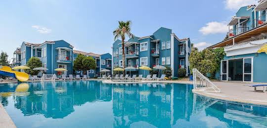 Blue Pearl Hotel & Villas