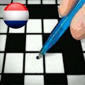 Kruiswoordpuzzels Nederlands Gratis icon