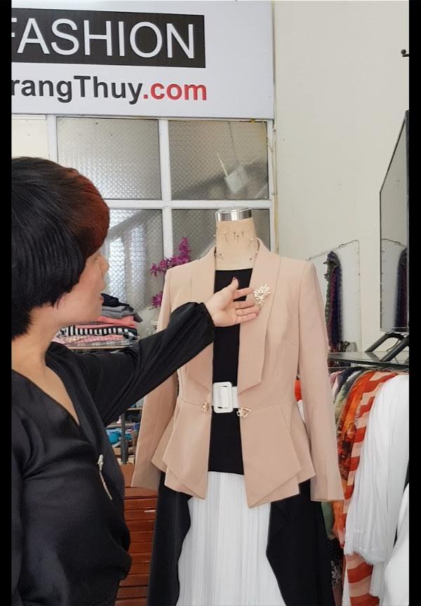 Phụ kiện thời trang cần thiết cho váy áo vest nữ thời trang thuỷ hải phòng