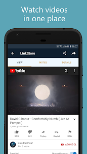 LinkStore Pro v2.1.1 MOD APK – Save Links, Read and Watch 5