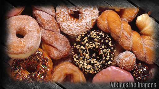 玩免費遊戲APP|下載Donuts Wallpaper app不用錢|硬是要APP