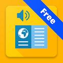 News Voice Reader icon