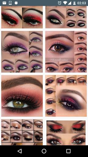 玩免費遊戲APP|下載Eyes MakeUp 2016 Tutorials app不用錢|硬是要APP