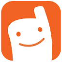 Voxer Walkie Talkie Messenger mobile app icon