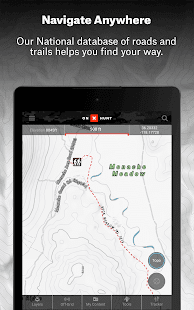 OnX Hunt Maps Hunting GPS Offline US Topo Maps Android Apps - Offline us map