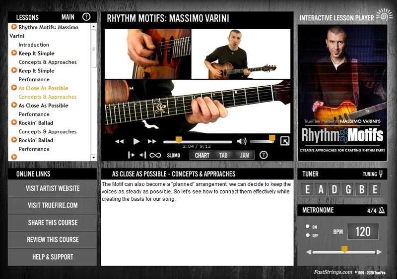 Massimo Varini - Rhythm Motifs