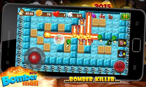 장소 폭탄 - Bomberman에 2015