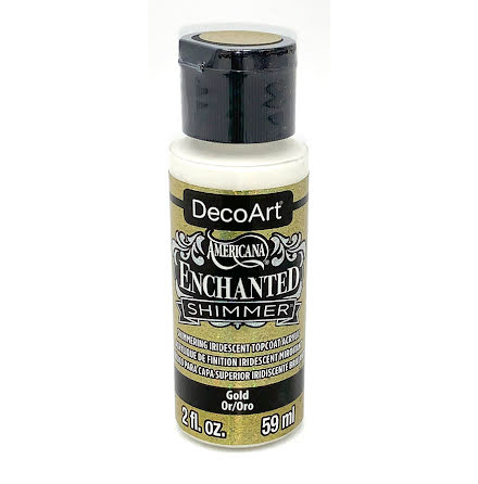 Enchanted Shimmer - Gold