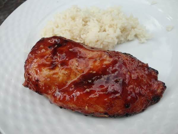 Asian Bbq Chicken Recipe