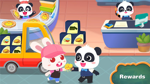 Little Panda's Snack Factory - screenshot