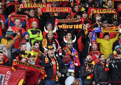 Plusieurs supporters belges bloqués à l'aéroport pour un problème de visa !