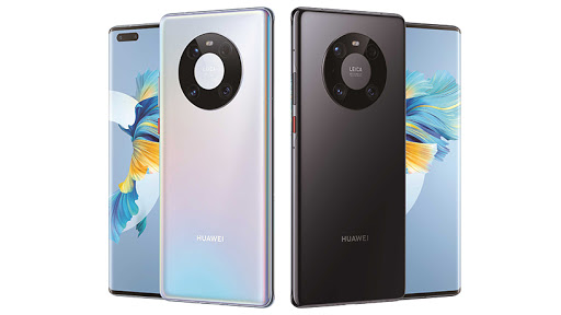The Huawei Mate 40 Pro will be available in SA stores on 1 April.