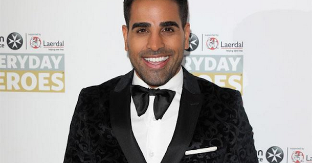 Dr Ranj Singh has anxiety