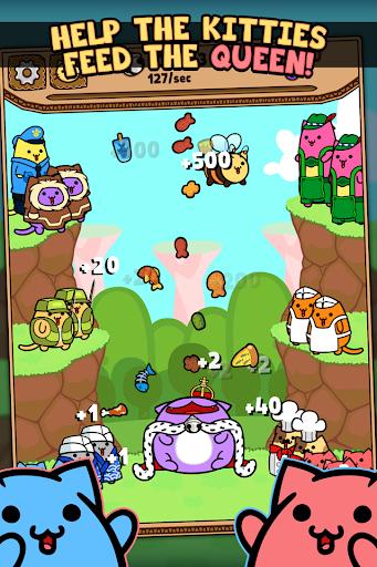 Kitty Cat Clicker - Hungry Cat Feeding Game screenshots 1