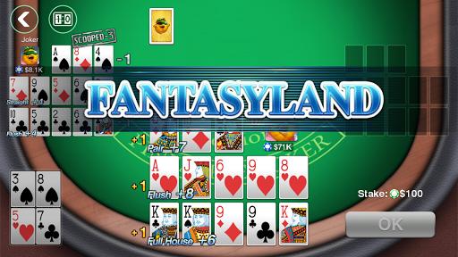 Télécharger DH Pineapple Poker OFC APK MOD (Astuce) screenshots 2