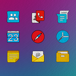 Painting – Icon Pack (MOD, Paid) v7.2 4