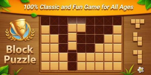 Wood Block Puzzle - Free Classic Block Puzzle Game moddedcrack screenshots 7