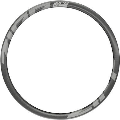 Zipp 202 Firecrest Carbon Rim - 700, Disc Brake, Matte Carbon, 24H, Front/Rear