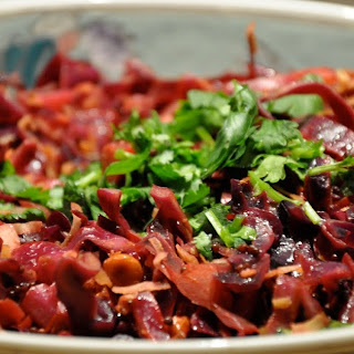 South Indian-Style Red Cabbage Recipe