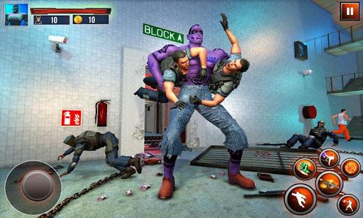 Incredible Monster: Superhero Prison Escape Games filehippodl screenshot 4