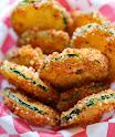 Italian - Style Fried Zucchini
