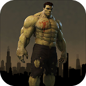 Monster Hero Battle: Incredible City Action
