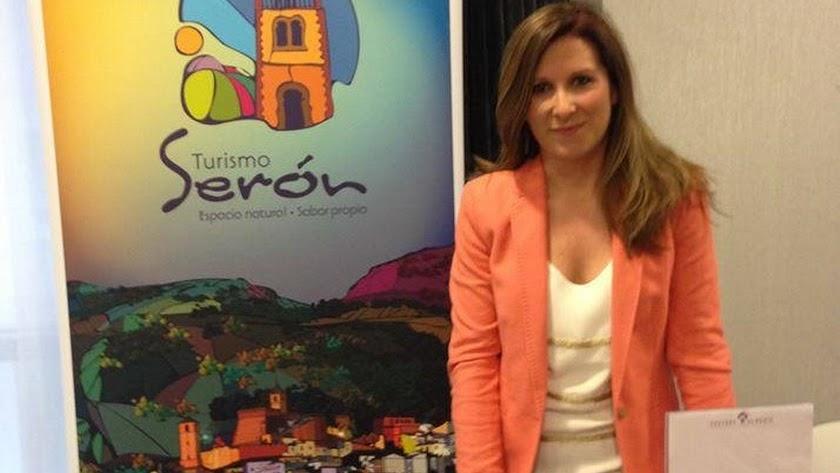 Carmen Cuadrado, concejal de Turismo, en una imagen de archivo.