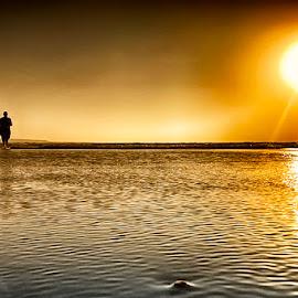 Naveed by Abdul Rehman - Instagram & Mobile iPhone ( pakistan, sunset, beautiful, beach, gwadr,  )