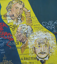 "Photo: East Side Gallery;  Klaus Niethardt ""Justitia """