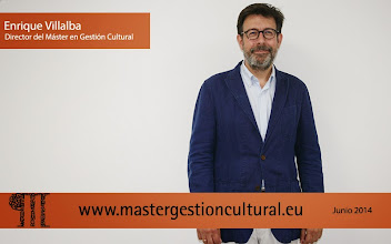 Photo: Enrique Villalba Director del Máster @Enriquevillalba