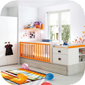 Baby Bedroom Decors icon