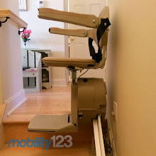 Photo: Mobility123 Stair Lifts | Atlantic City, NJ