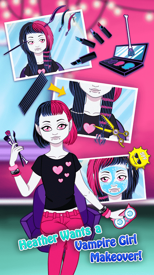 Miss Monster Hollywood Salon- screenshot