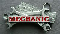 Bältesspänne Mechanic verktyg tumstock