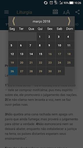 Liturgia Diária - Canção Nova 3.0.2 screenshots 3