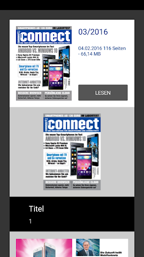 connect Magazin screenshot 5