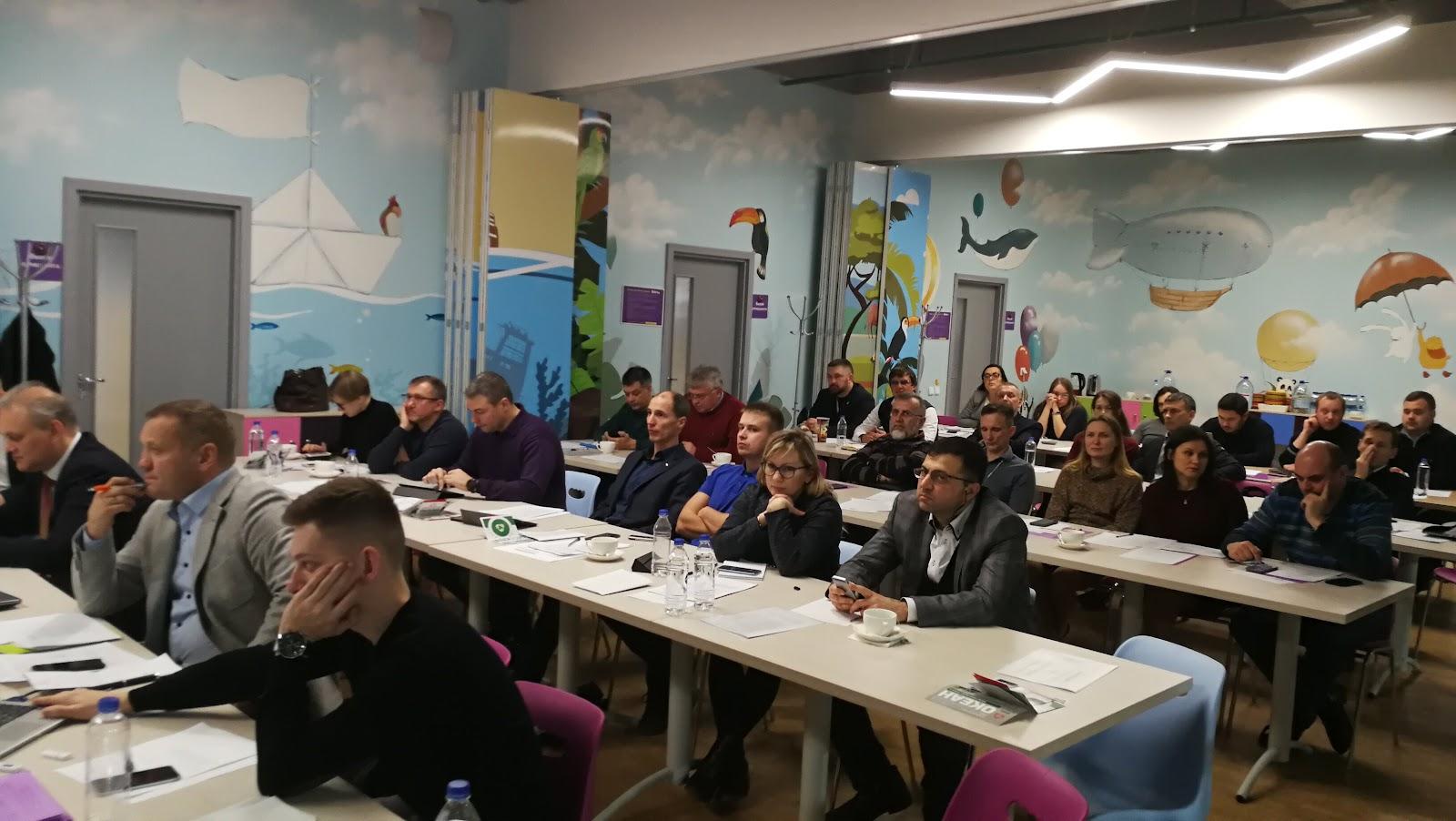 Встреча закупочных кооперативов,14 декабря, 2018 год, Архангельск