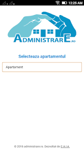 administrare.ro- screenshot thumbnail