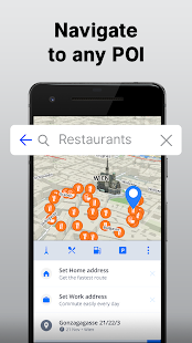 Offline Maps & Navigation Screenshot